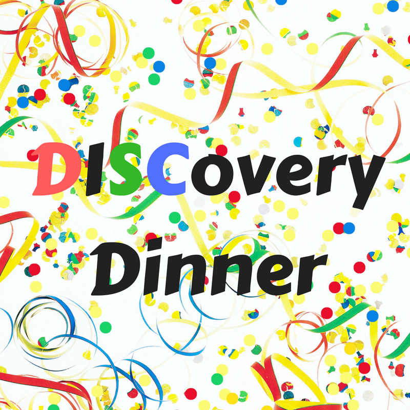 DISCcovery DInner